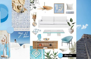 SHOP IT | Decorating with light blue
