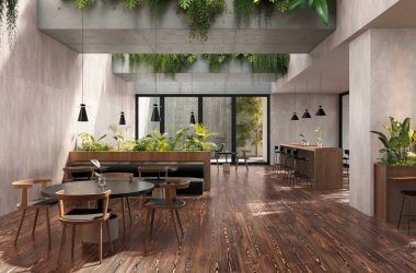 TILE TRENDS for 2022 from Cersaie